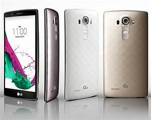 Lg G4  The Most Ambitious Smartphone Yet