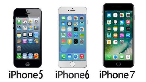 iphone 4 5 6 7 iphone ları yarıştırdık iphone 5 iphone 6 iphone 7 hız