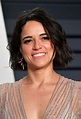 MICHELLE RODRIGUEZ at Vanity Fair Oscar Party in Beverly ...