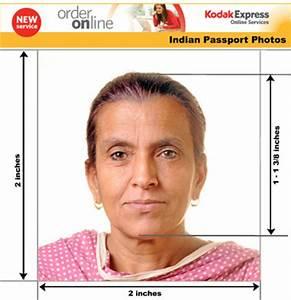 Indian Passport and Visa Photos