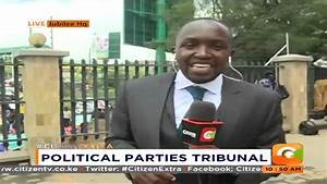 Citizen Extra: Political Parties Tribunal - YouTube