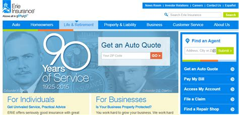 erie insurance phone number pay bills with erie insurance mycheckweb