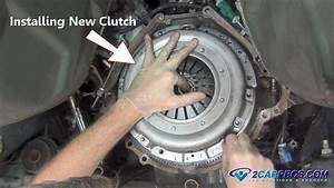 How To Replace A Clutch In Under 3 Hours