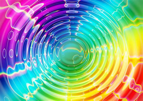 Free illustration: Wave, Colorful, Color, Concentric   Free Image on Pixabay   639237