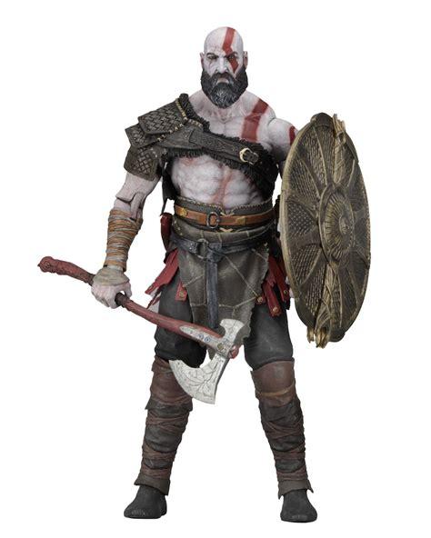 God Of War 2018 14 Scale Action Figure Kratos