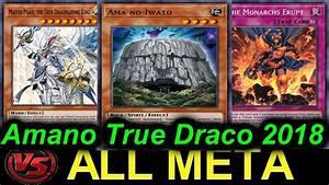 U3010ygopro U3011amano True Draco Vs   All Meta Decks 2018
