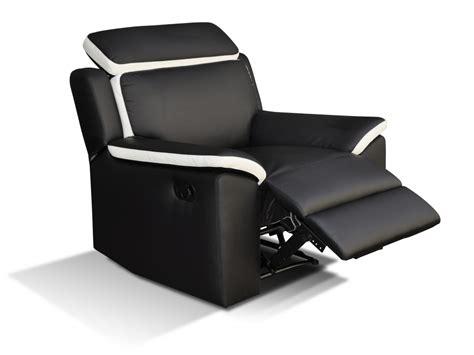 canapé ét fauteuil relax gris blanc ou noir blanc souffle