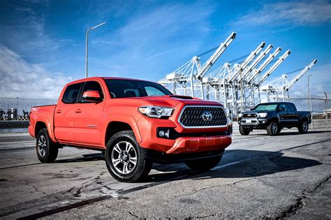 Five Fantastic Things About The 2018 Toyota Tacoma Trd