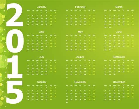 calendar vector vector