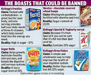 Cereal makers forced to axe fake health claims under EU