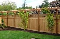 backyard fence ideas Backyard Fencing Ideas - Landscaping Network