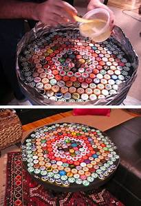 Mosaik Basteln Ideen : 25 best ideas about mosaiktische auf pinterest mosaik ~ Lizthompson.info Haus und Dekorationen