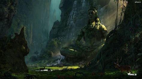 Widescreen Lord Shiva Wallpapers 3d 1920x1080 Full Hd