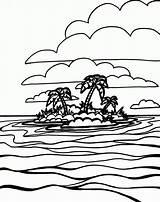 Ocean Island Pages Printable Coloring Waves Plain Wave Ellis Oceans Landforms G2 Social Boat Popular Quizlet Templates Preschool Getcoloringpages Template sketch template