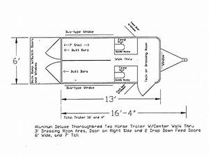 Wiring Diagram For Horse Trailer