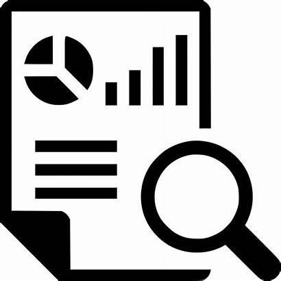 Study Icon Case Report Data Icons Svg
