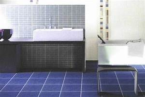 stunning salle de bain bleu marine ideas awesome With salle de bain bleu ciel