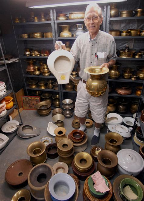 Griswold man may have world's largest spittoon collection ...