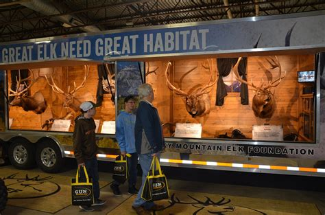 Boat Sport And Travel Show Omaha by World Rocky Mountain Elk Foundation Tour Cox Johnson