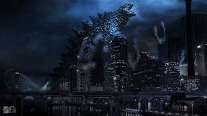 Godzilla Wallpapers 4k Desktop Deviantart Background Backgrounds