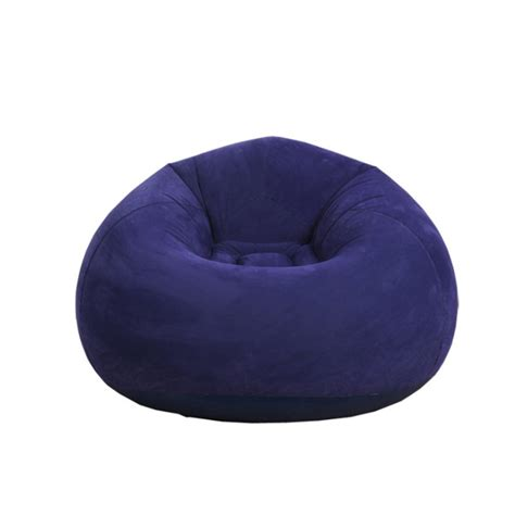 This is the perfect inflatable. 43x33'' Large Lazy Inflatable Sofa Lounger ,Air Chair Bean Bag ,PVC Home Furniture for Garden ...