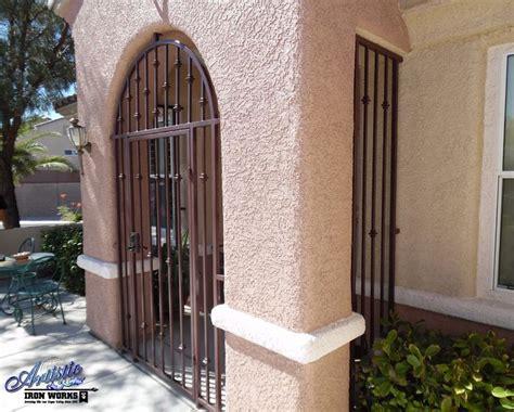 wrought iron porch enclosure porch enclosures patio gates outdoor curb appeal