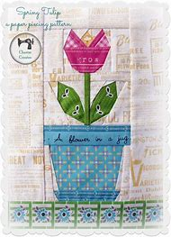 Best paper piecing patterns ideas and images on bing find what free paper pieced tulip quilt block pattern mightylinksfo