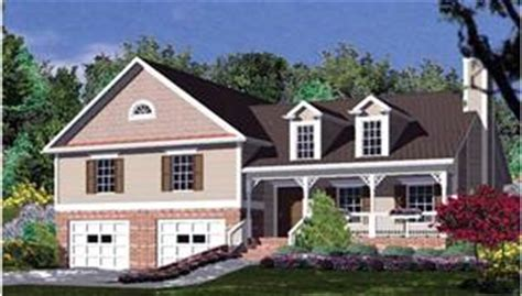 bi level house plans with attached garage bi level house plans with attached garage home design and style