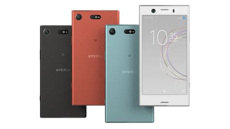 sony xperia xz1 compact smartphone mobile reviews