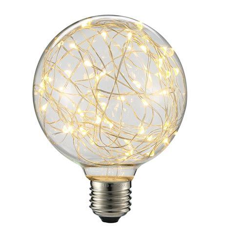 vintage led light bulbs kingso g95 vintage edison bulb e27 base 3w 300lm antique 6842
