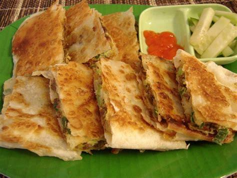 cuisine appetizer tasty food martabak