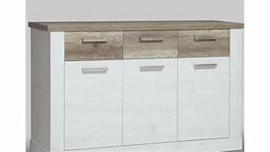 Sideboard Weiß Antik : kommode 2 duro sideboard in pinie wei und eiche antik ~ Orissabook.com Haus und Dekorationen