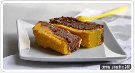 comment cuisiner la courge butternut recette bio gâteau duo de chocolat et courge butternut