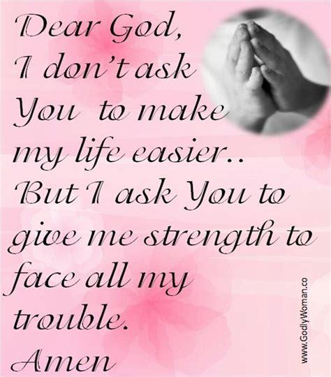 strength prayer sayingstipsquotes pinterest