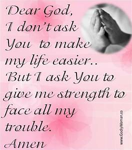 Strength Prayer | Sayings/Tips/Quotes | Pinterest