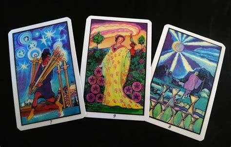 Starlight Tarot: Not Your Grandma's Tarot Decks