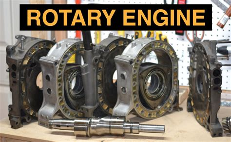 How A Wankel Engine Works by How Rotary Engines Work Mazda Rx 7 Wankel Detailed