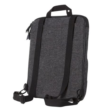 hex drake convertible laptop sleeve doubles  backpack gadgetsin