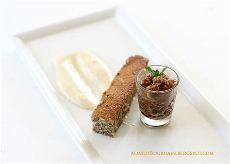 deconstructed granite espresso granite mascarpone sabayon hazelnut ricotta cake deconstructed tiramisu