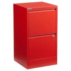 red bisley 2 3 drawer locking filing cabinets the
