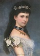 Empress Elizabeth of Austria | European History | Pinterest