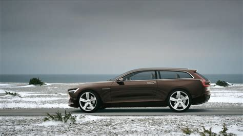 volvo concept estate review top speed