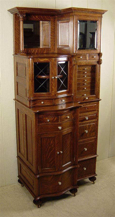 dental chair upholstery michigan ransom randolph co oak dental cabinet cabinet 66