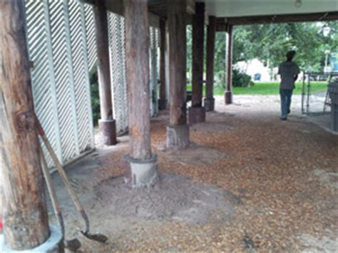 Timber Pile Repair in Northern Florida: Concrete Pilings
