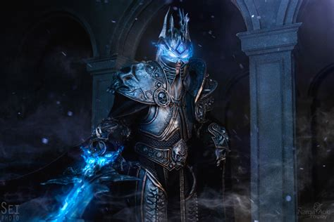 World Of Warcraft Undead Wallpaper World Of Warcraft Lich King By Narga Lifestream On Deviantart