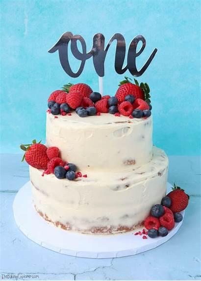 Birthday Cake 1st Boy Healthy Cakes Sugar