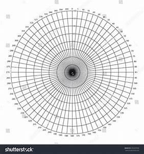 Wind Rose Diagram Stock Vector Illustration 293437028