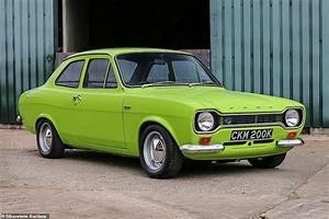 A Clean Mk1 Ford Escort Rs Is Now  Easily  A Six
