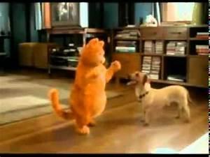 Garfield & Odie - Bailando - YouTube