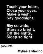 Goodnight Poems  Goodn...